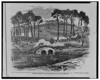 The Battle of Antietam in the American Civil War